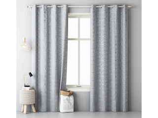 Драпер GLAMMY Light Grey 1x 140x250cm
